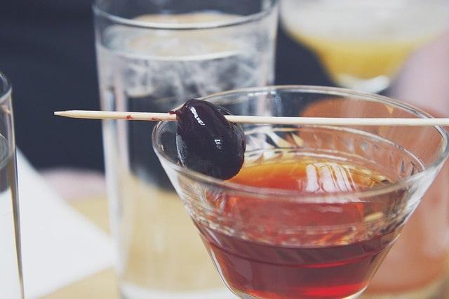 La recette du cocktail Manhattan
