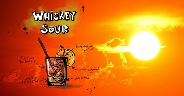 Comment préparer un Whisky Sour ?
